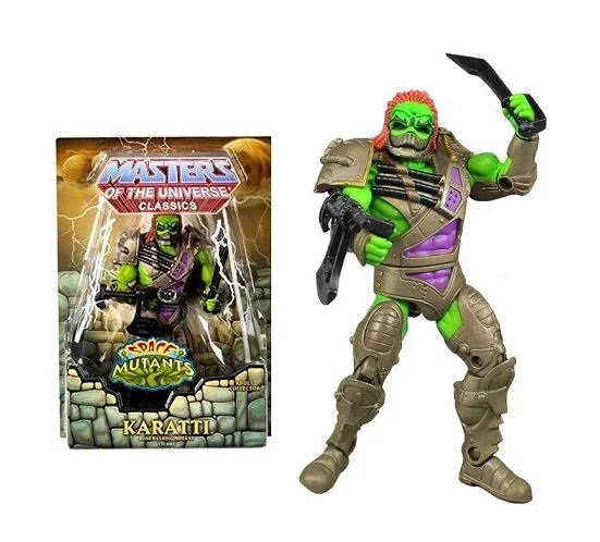 Masters Of The Universe Classics Space Mutants Karatti Bonebashing Mutant