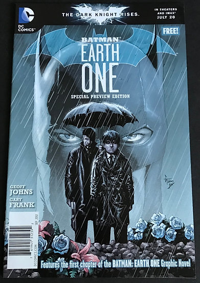 Batman Earth One Special Preview Edition (DC) #0 VF