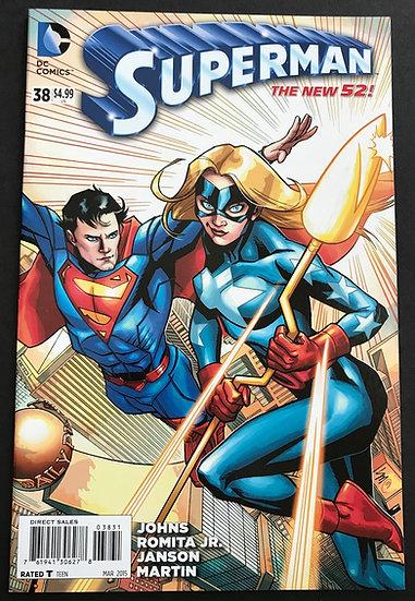 Superman (2011 3rd Series) #38C NM+