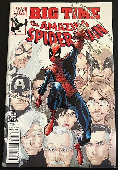 Amazing Spider-Man (Marvel ) #648