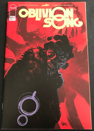 Oblivion Song (Image) #3 NM