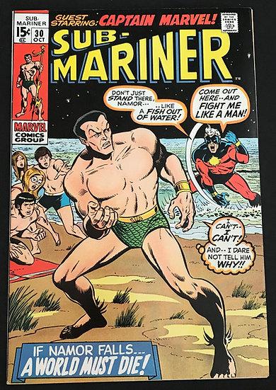 Sub-Mariner (Marvel ) #30 NM
