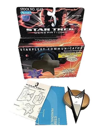 1994 Vintage Star Trek Generations Starfleet Communicator
