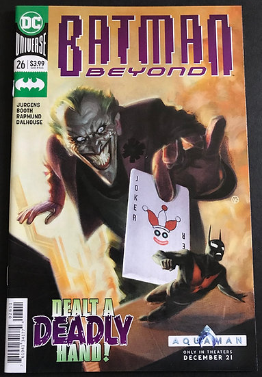 Batman Beyond (Dc) #26 NM