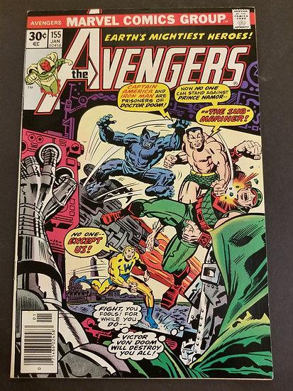 Avengers (Marvel ) #155 VF+