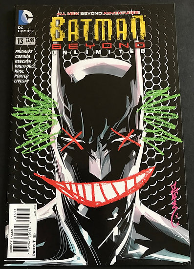 Batman Beyond Unlimited (Dc) #13