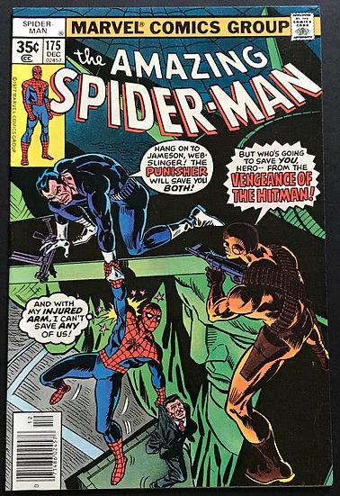 Amazing Spider-Man (Marvel) #175 VF/NM [Punisher story arc.]
