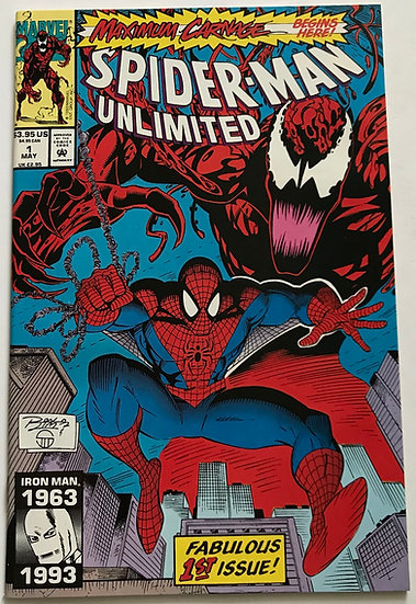 Spider-Man Unlimited (Marvel) #1