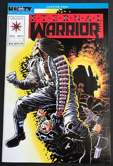 Eternal Warrior (1992) #1 NM-