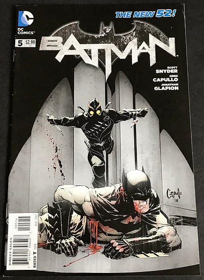 Batman (DC) #5 VF-