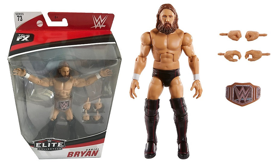 WWE Elite Collection Series 73 Daniel Bryan
