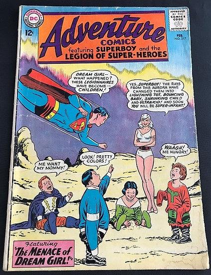 Adventure Comics (1938 1st Series) #317 VG