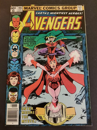 Avengers (Marvel ) #186 NM