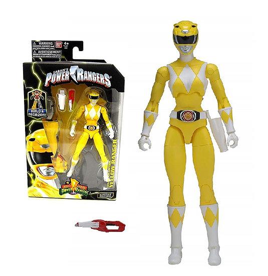 Saban's Power Ranger Legacy Yellow Ranger  Action Figure