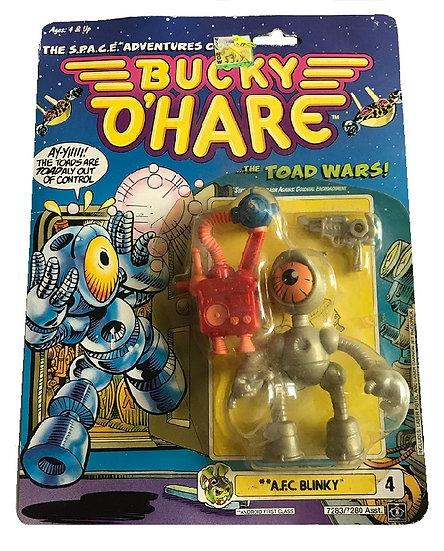 1990 Bucky O'Hare A.F.C. Blinky #4 By Hasbro