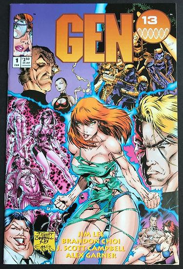 Gen 13 (1994 1st Series) #1D NM