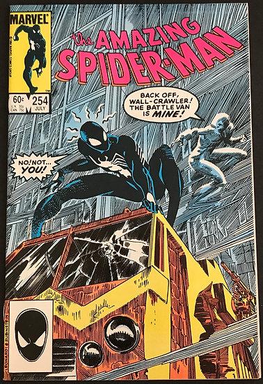 Amazing Spider-Man 254 NM-