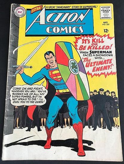 Action Comics #329 VG+