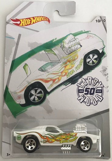 2018 Hot Wheels Larry Wood 50th Anniversary Rodgers Dodger