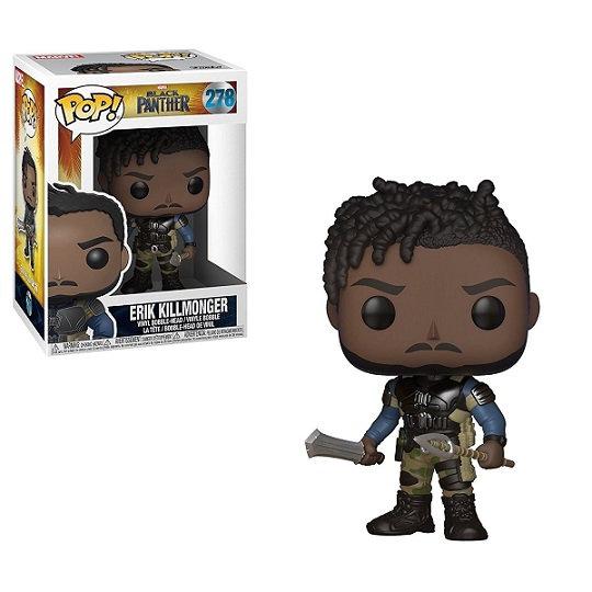 Black Panther Erik Killmonger 278