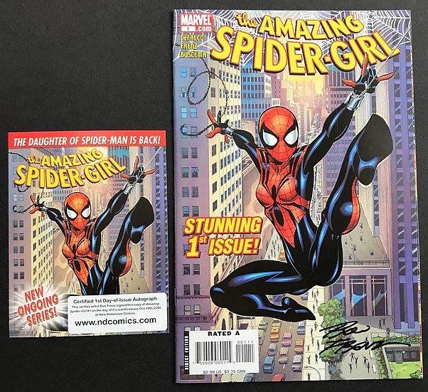 Amazing Spider-Girl (2006) #1 VF/NM