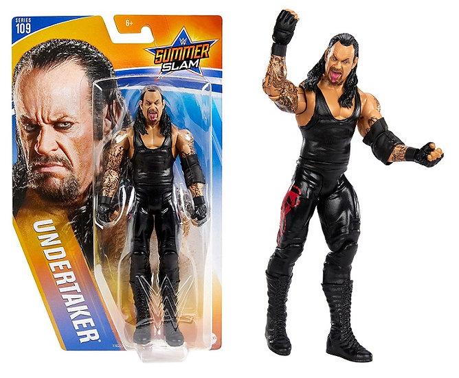 WWE Summer Slam Series 109 Undertaker Wrestling Figure