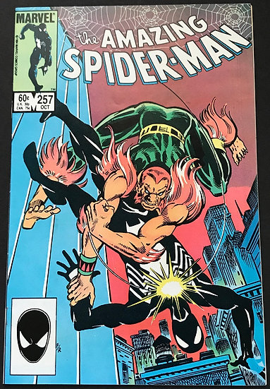Amazing Spider-Man 257 VF