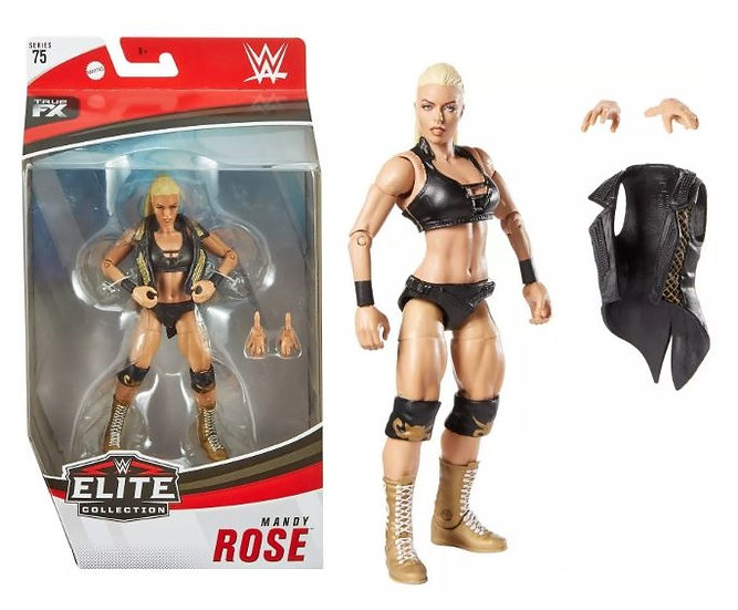 WWE Elite Collection Series 75 Mandy Rose