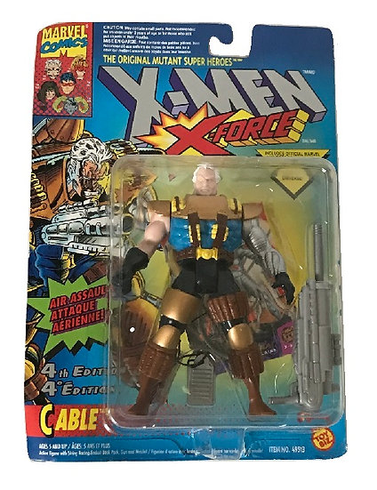 1994 X-Men X-Force Cable Figure [4th Editioin]