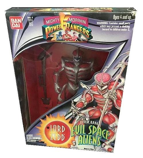 1994 Mighty Morphin Power Rangers Deluxe Evil Space Aliens Lord Zedd
