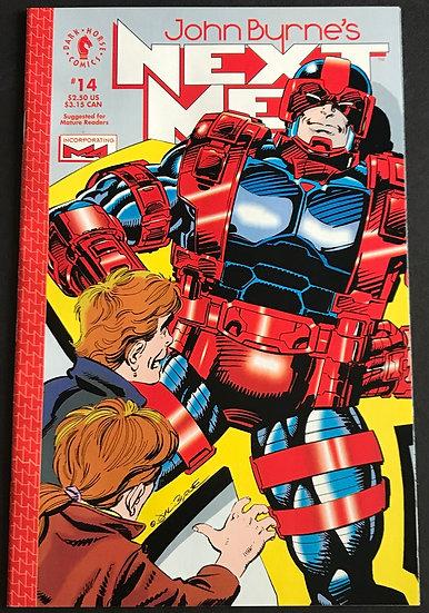 Next Men (1992) John Byrne's #14 VF/NM