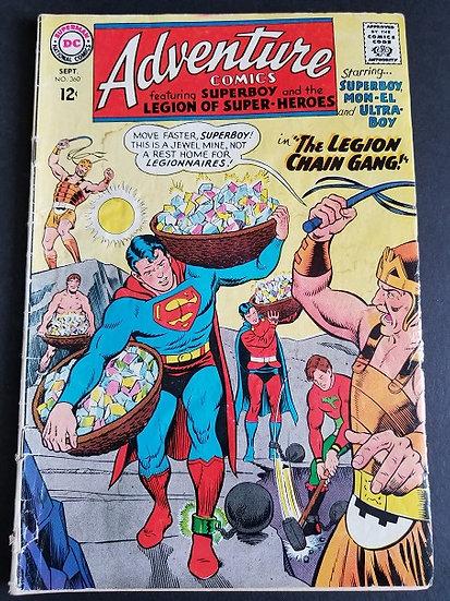 Adventure Comics (1938 1st Series) #360 VG