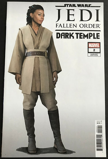 Star Wars Jedi Fallen Order Dark Temple (2019 Marvel) #2 NM+