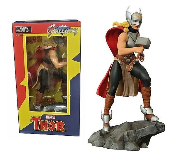 Marvel Gallery Thor Goddess Of Thunder PVC Diorama Figure Statue
