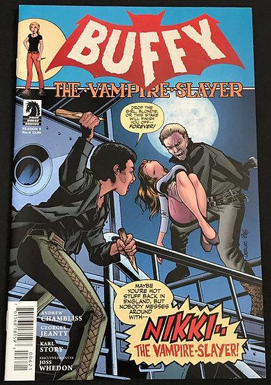 Buffy the Vampire Slayer (Dark Horse) #6 NM-