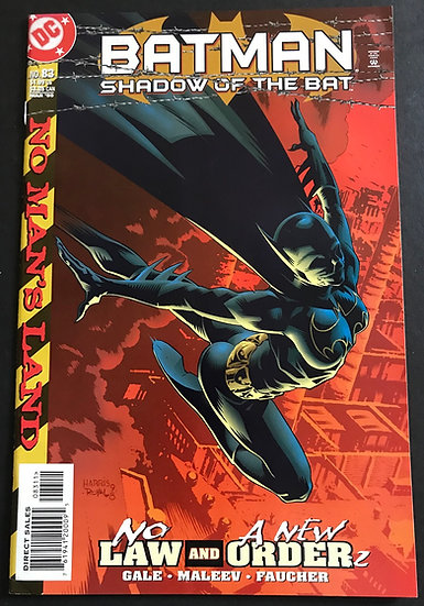 Batman Shadow of the Bat (dc) #83 VF+