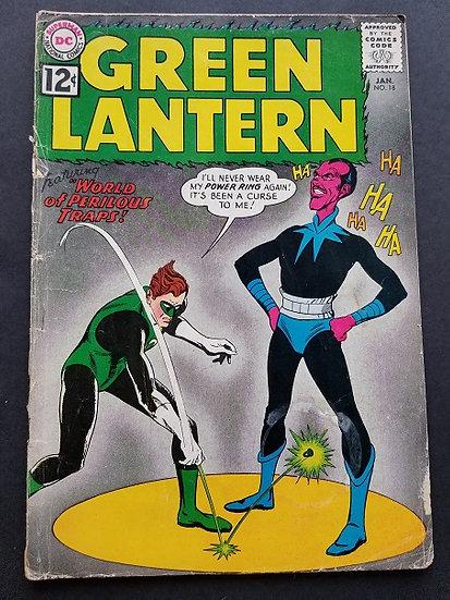 Green Lantern (1960-1988 1st Series DC) #18 GD/VG