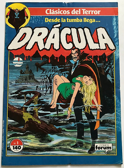 Tomb of Dracula (Marvel) #1 VG/FN [Spanish Variant]