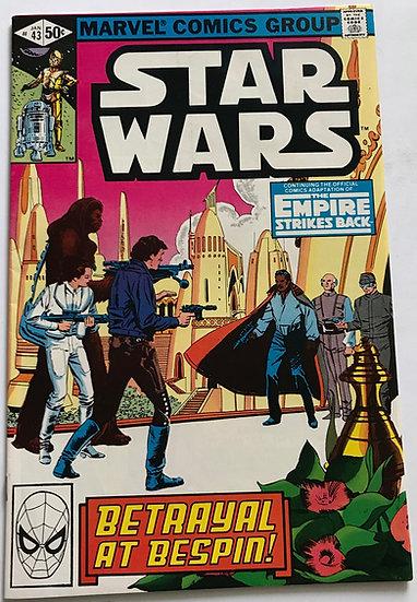 Star Wars (Marvel) #43 VF