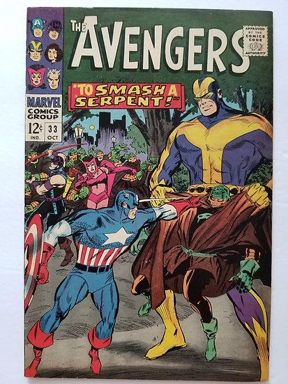 Avengers 33 VF-