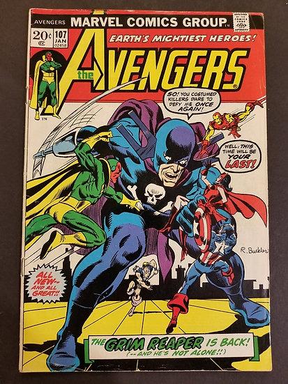 Avengers (Marvel ) #107 FN