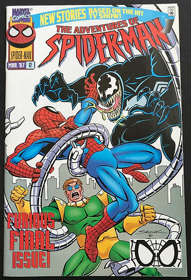 Adventures of Spider-Man (1996) #12 NM-