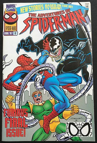 Adventures of Spider-Man (Marvel) #12 NM-