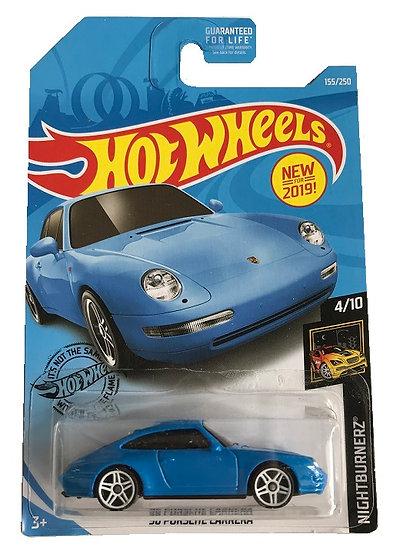 Hot Wheels Nightburrnerz '97 Porsche Carrera