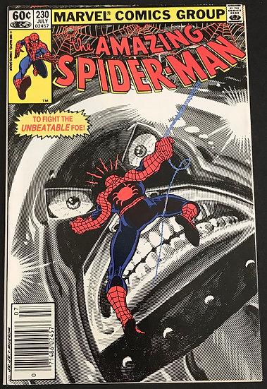 Amazing Spider-Man (Marvel) #230 VF+
