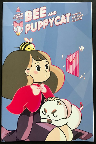 Bee and Puppycat #1 (Boom Studios) NM [Variant Cover by Natasha Allegri]