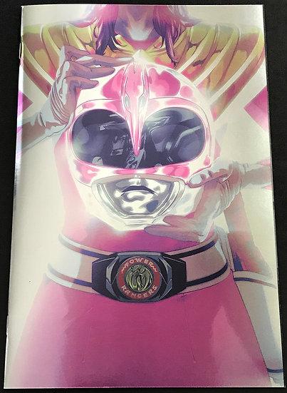 Mighty Morphin Power Rangers (2016) #47C NM-