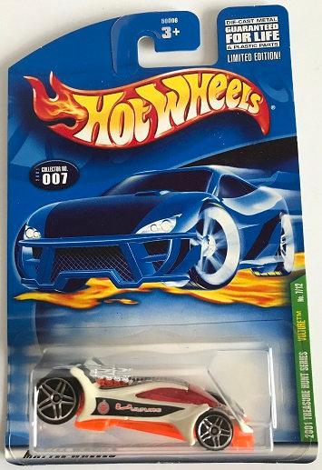 Hot Wheels treasure Hunts 01 Vulture - 1/12 New Sealed