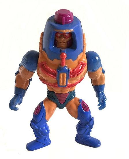 1982 Vintage MOTU Man-E-Faces By Mattel [No Weapon]