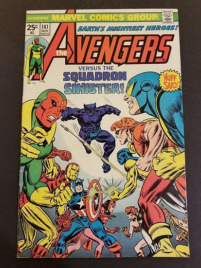 Avengers (1963 1st Series) #141 VF